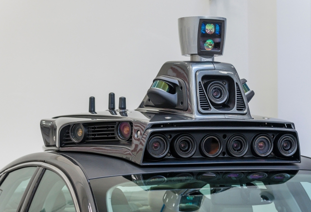 4D-система для беспилотных авто