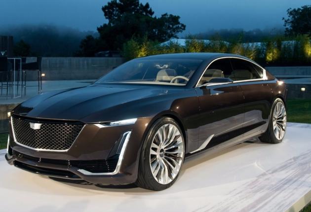 Автопробег Cadillac из Нью-Йорка в Лос-Анжелес