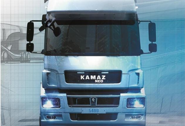 КАМАЗ приступает к выпуску тягача 5490 Neo