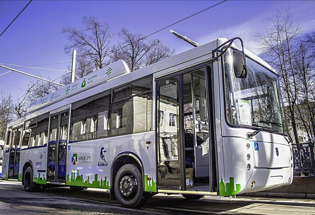 Москва перейдет на электробусы