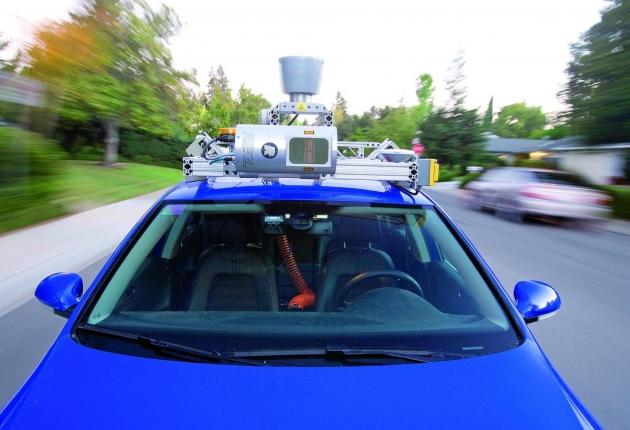 Разработана технология трансформации любого авто в беспилотник