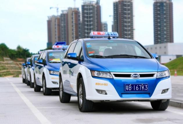 Китай запретит ДВС