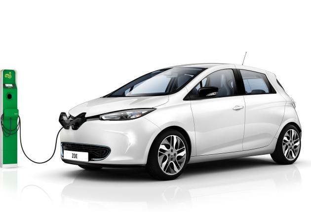 Такси переходят на электромобили и беспилотники