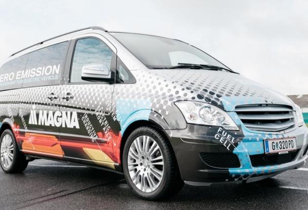 Continental и Magna проведут совместные тесты беспилотников