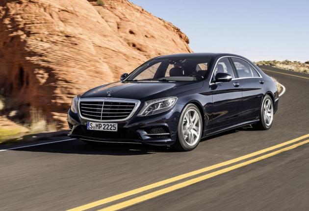 Mercedes выходит на третий уровень автономности