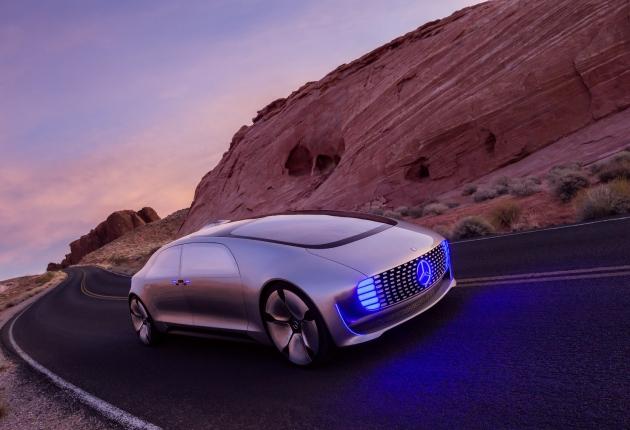 Bosch и Daimler разрабатывают ADAS4