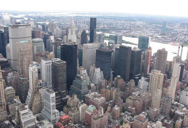 В Нью-Йорке разрешили беспилотники