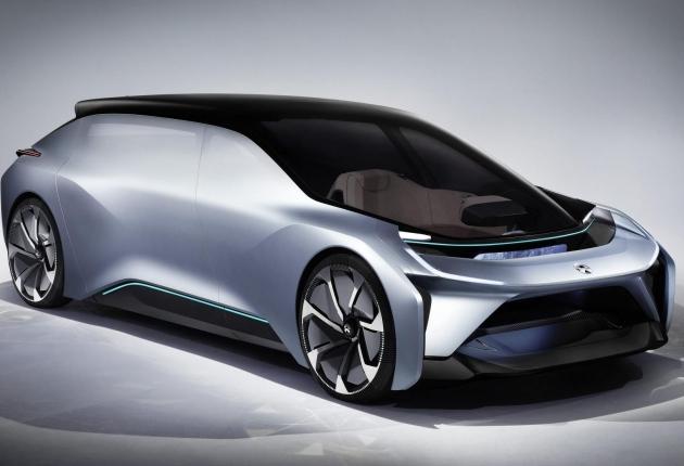 Китайцы разработали новый автопилот