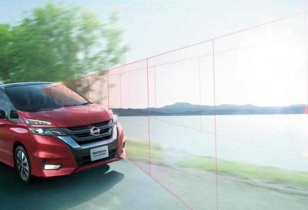 «НАМИ» посетил Nissan