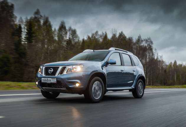 Тест-драйв «Автонет»: Nissan Terrano