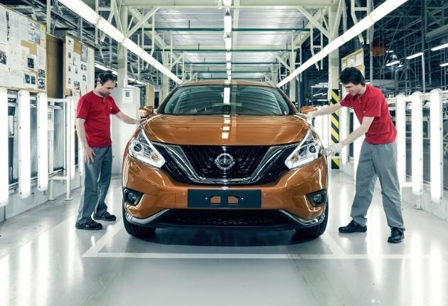 Nissan начинает выпускать в РФ систему автопилота