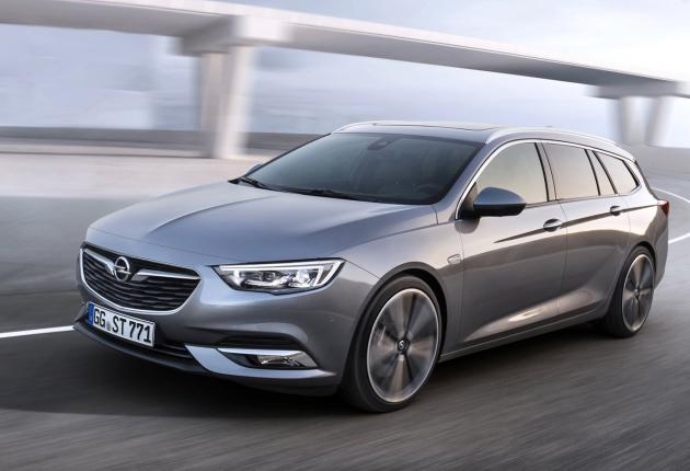 Opel начнет тестировать беспилотник в сентябре
