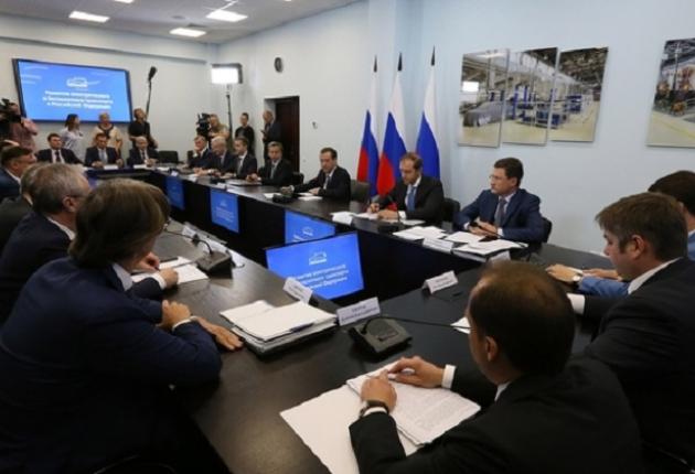 Правительственное совещание по беспилотникам