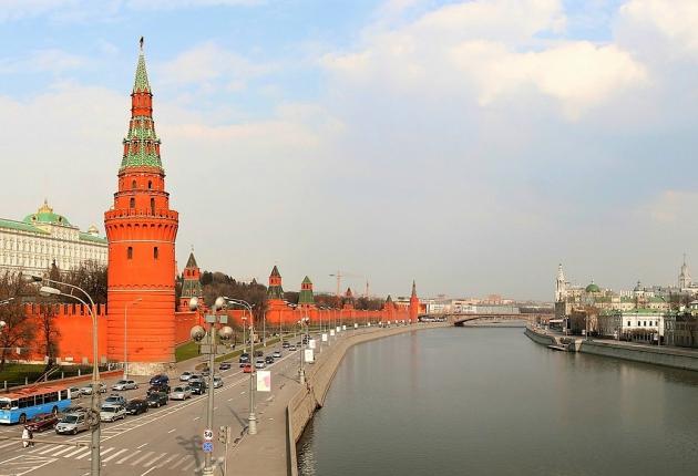 Москва по пробкам вторая в мире и первая в Европе