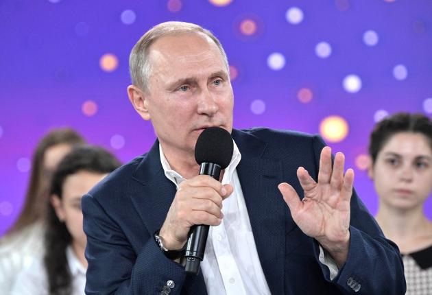 Путин поддержал идею сделать его авто беспилотным