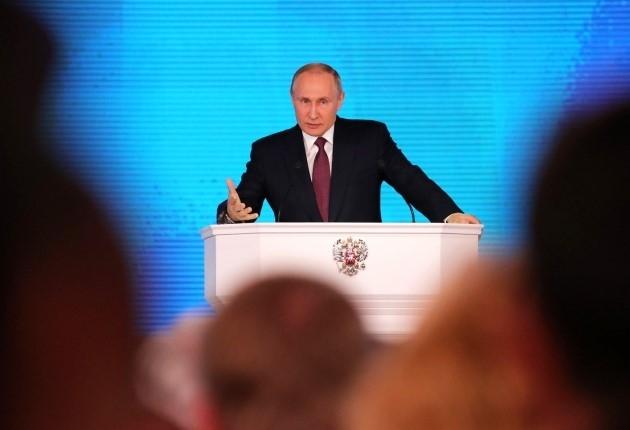 Владимир Путин о недопустимости технологического отставания