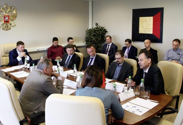 Заседание рабочей группы «Автонет» по дорожной инфраструктуре