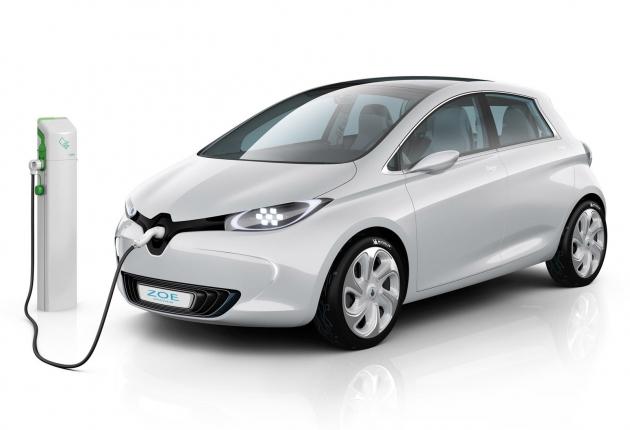 Платформа Renault-Nissan-Mitsubishi для электромобилей и беспилотников