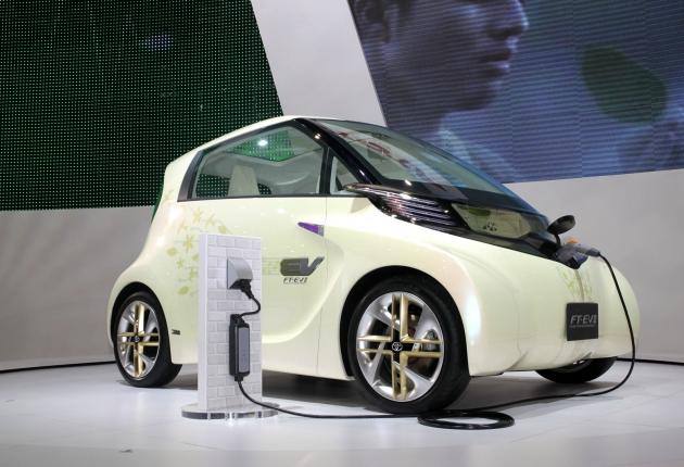 Toyota, Mazda, Denso объединяются для создания электромобилей