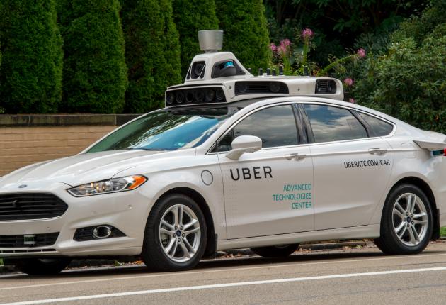 Uber возобновляет испытания беспилотников