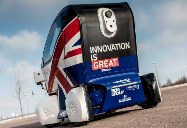 Великобритания инвестирует в беспилотники