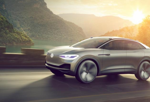 Премьера беспилотника от Volkswagen