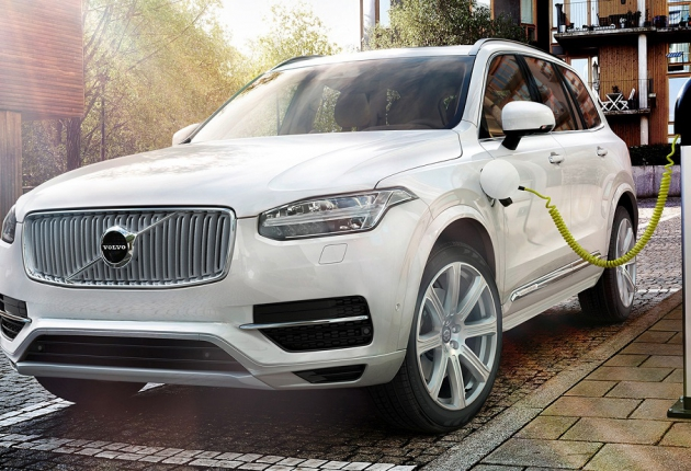 Volvo изменит представление потребителей об электромобилях