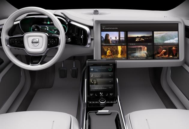 Volvo передает беспилотники потребителям