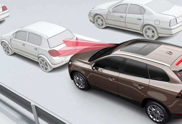 Volvo Cars и Autoliv создают альянс с NVIDIA