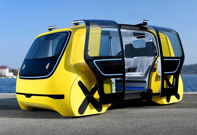 Volkswagen AG инвестирует 2,6 млрд долларов в беспилотники