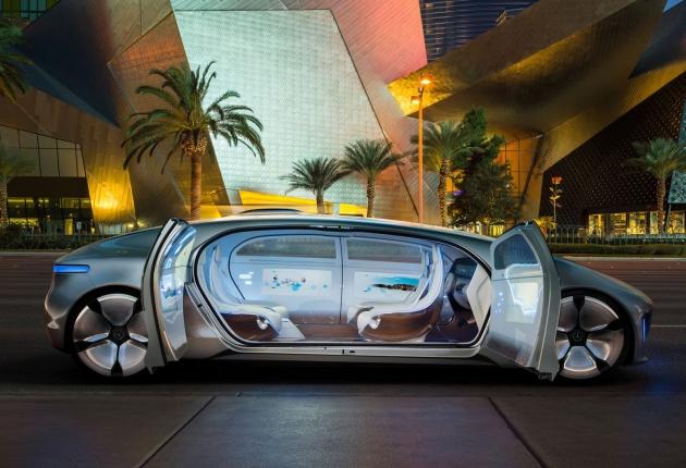 Die Welt: роботизированные авто изменят социальную среду