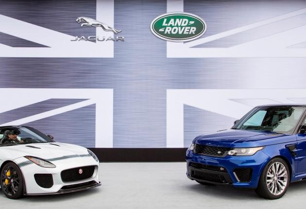 Jaguar Land Rover инвестирует в автороботы