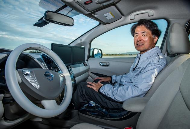 Япония готовится к беспилотным авто