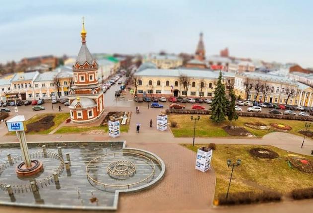 В Ярославле поедут беспилотники